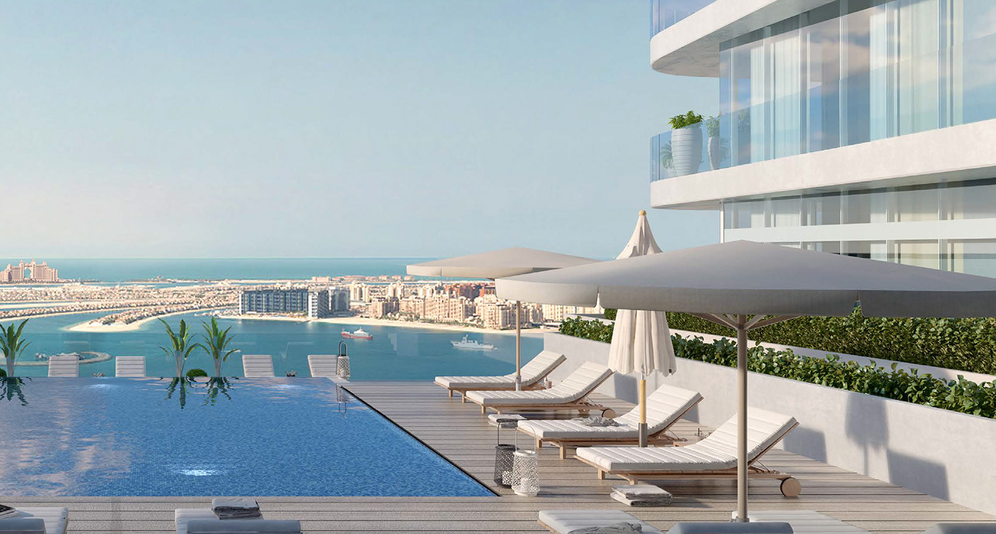 Emaar Beach Vista Apartments At Beach Front Dubai