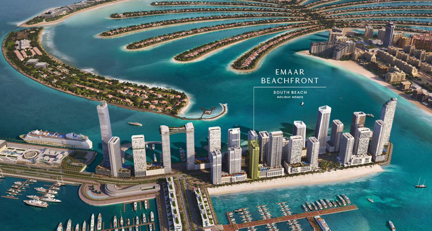 Emaar South Beach